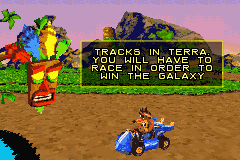 Crash Nitro Kart - My first Kart! - User Screenshot